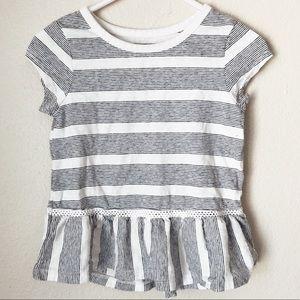 Cat&Jack Striped Shirt